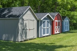 Sheds for Sale at Pepin Country Store