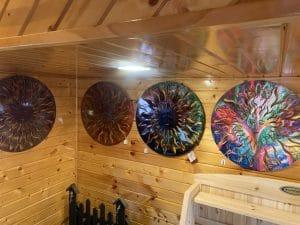 Colorful Sun Art for Sale