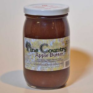 Pine Country Apple Butter