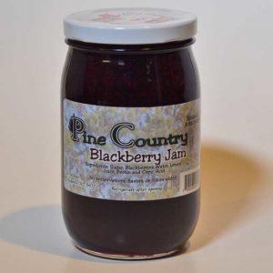 Pine Country Blackberry Jam