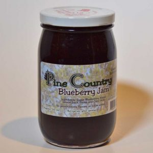 Pine Country Blueberry Jam