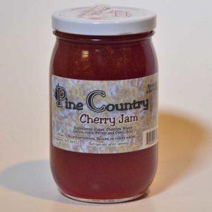Pine Country Cherry Jam