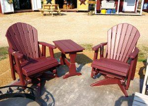 Cherrywood Maintenance Free Patio Furniture