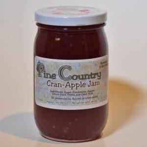 Pine Country Cran-Apple Jam