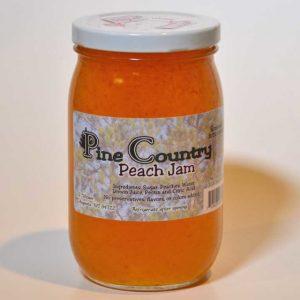 Pine Country Peach Jam