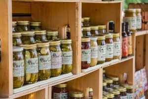 Gourmet Canned Goods at Pepin Country Stop
