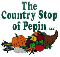 The Country Stop of Pepin Logo