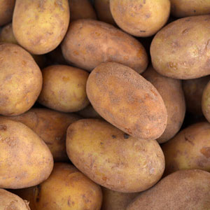 Potatoes for Sale at Pepin Country Stop