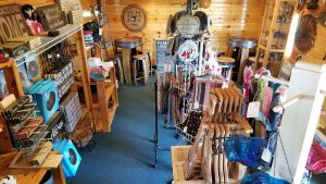 Pepin Country Stop Interior Store